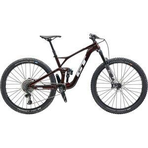 GT Sensor Carbon Pro Bike 2020 Red Flake/Silver