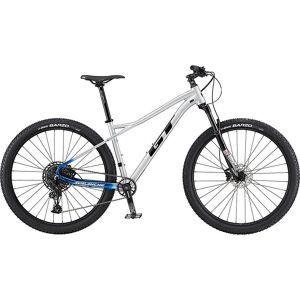 GT Avalanche Expert Bike 2020 Silver/Blue Fade