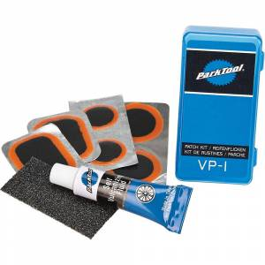 Park Tool Vulcanising Patch Kit VP-1 Blue