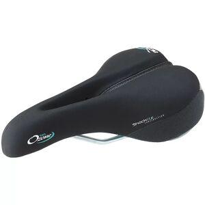 Bioflex Women's Ozone Saddle Black
