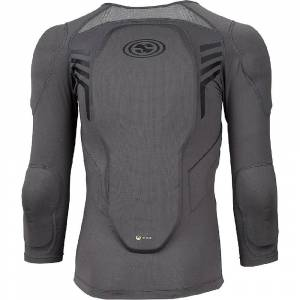 IXS Trigger Upper Body protection 2018 Grey