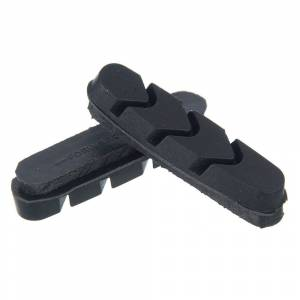 Clarks 52mm Replacement Campagnolo Pads Black