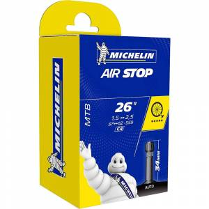 Michelin C4 AirStop Butyl MTB Bike Tube n/a
