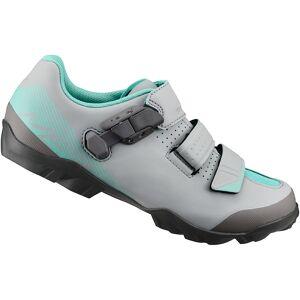 Shimano ME3W  Women's MTB Shoes 2018 Grey/Mint