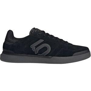 Five Ten Women's Sleuth DLX MTB Shoes 2019  - Size: UK 7.5 - Gender: Female - Color: Black/Grey/Gold