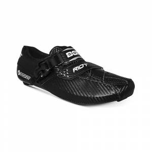 Bont Riot Road Shoes  - Size: EU 36 - Gender: Unisex - Color: Black