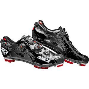 Sidi Drako C SRS Vernice MTB SPD Shoes  - Size: EU 48 - Gender: Unisex - Color: Black/Black