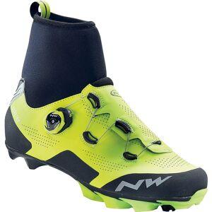 Northwave Raptor GTX Winter Shoes Yellow Fluo/Black