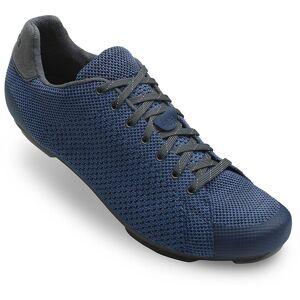 Giro Republic R Knit Road Shoes Midnight/Blue H 19