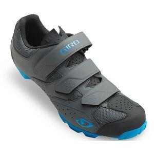 Giro Carbide R II Off Road Shoes Drk Shdw/Blue 19