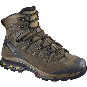 Salomon Quest 4d 3 Gtx® Boots SS18  - Size: UK 11 - Gender: Unisex - Color: Wren/Bungee Cord/Green Sulphur