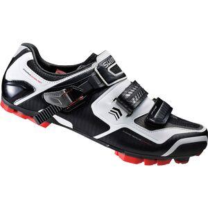 Shimano XC61 MTB SPD Shoes White