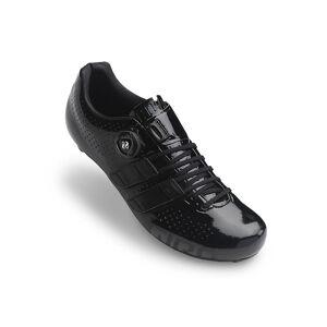 Giro Factor Techlace SPD-SL Road Shoes Black/Black 19