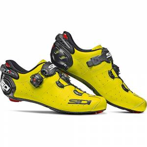 Sidi Wire 2 Carbon Road Shoes 2019 Yellow Fluo/Black