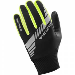 Altura Women's Nightvision 3 Windproof Gloves AW17 Black