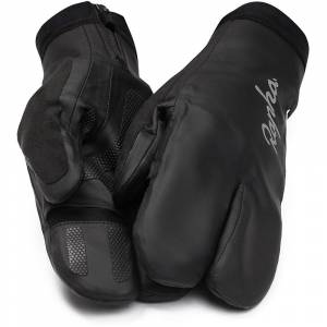 Rapha Overmitts  - Size: 2XS - Gender: Unisex - Color: Black