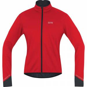 Gore Wear C5 Windstopper Thermo Jacket AW18 Red/Black