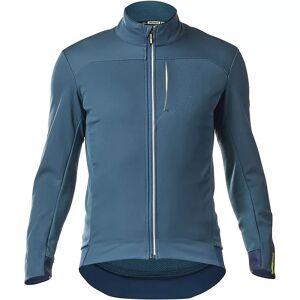 Mavic Essential Softshell Jacket AW18  - Size: S - Gender: Unisex - Color: Majolica Blue