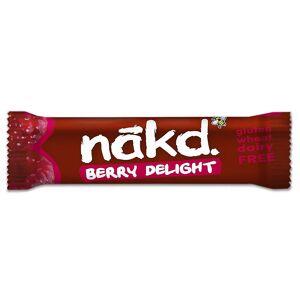 nakd. Bars - 18 x 35g  - Size: 18x35g - Gender: Unisex - Color: n/a