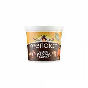 Meridian Peanut Natural Butter (1000g Tub) n/a