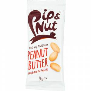 Pip & Nut Peanut Butter Squeeze Pack (20 x 30g) n/a
