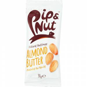 Pip & Nut Almond Butter Squeeze Pack (20 x 30g)  - Size: 20 - Gender: Unisex - Color: n/a