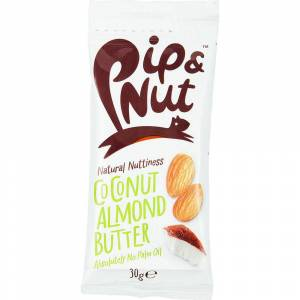 Pip & Nut Coconut Almond Squeeze Pack (20 x 30g)  - Size: 20 - Gender: Unisex - Color: n/a