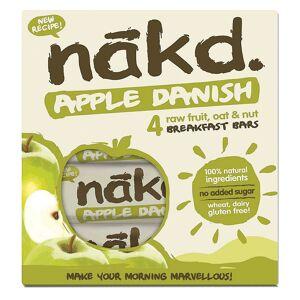 nakd. Bar 4 x 30g Multi-Pack  - Size: 4 Pack - Gender: Unisex
