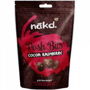 nakd. Posh Bits 6 x 130g  - Size: 6 Pack - Gender: Unisex