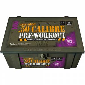 Grenade 50 Calibre Ammo Box (580g) n/a