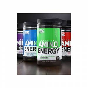 Optimum Nutrition Amino Energy (270g)  - Size: 270g - Gender: Unisex - Color: n/a