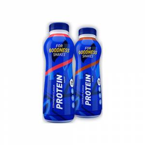 For Goodness Shakes Protein Drinks (10 x 475ml)