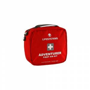 Lifesystems Adventurer First Aid Kit Red
