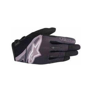Alpinestars Flow Gloves 2016 Black Steel Grey