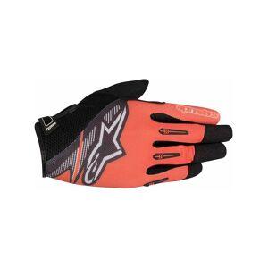 Alpinestars Flow Gloves 2016 Spicy Orange Black
