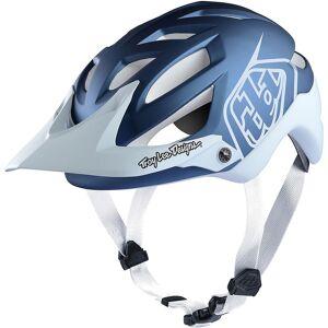 Lee A1 MIPS Helmet - Classic Blue-White Blue/White