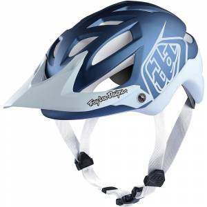 Lee A1 MIPS Helmet - Classic Blue-White Blue/White