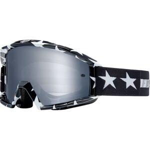 Fox Racing Main Goggle - Stripe  - Size: OSFA - Gender: Unisex - Color: Black/White