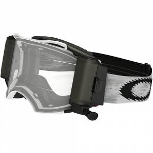 Oakley Airbrake Goggles - Race Ready  - Size: OSFA - Gender: Unisex - Color: White