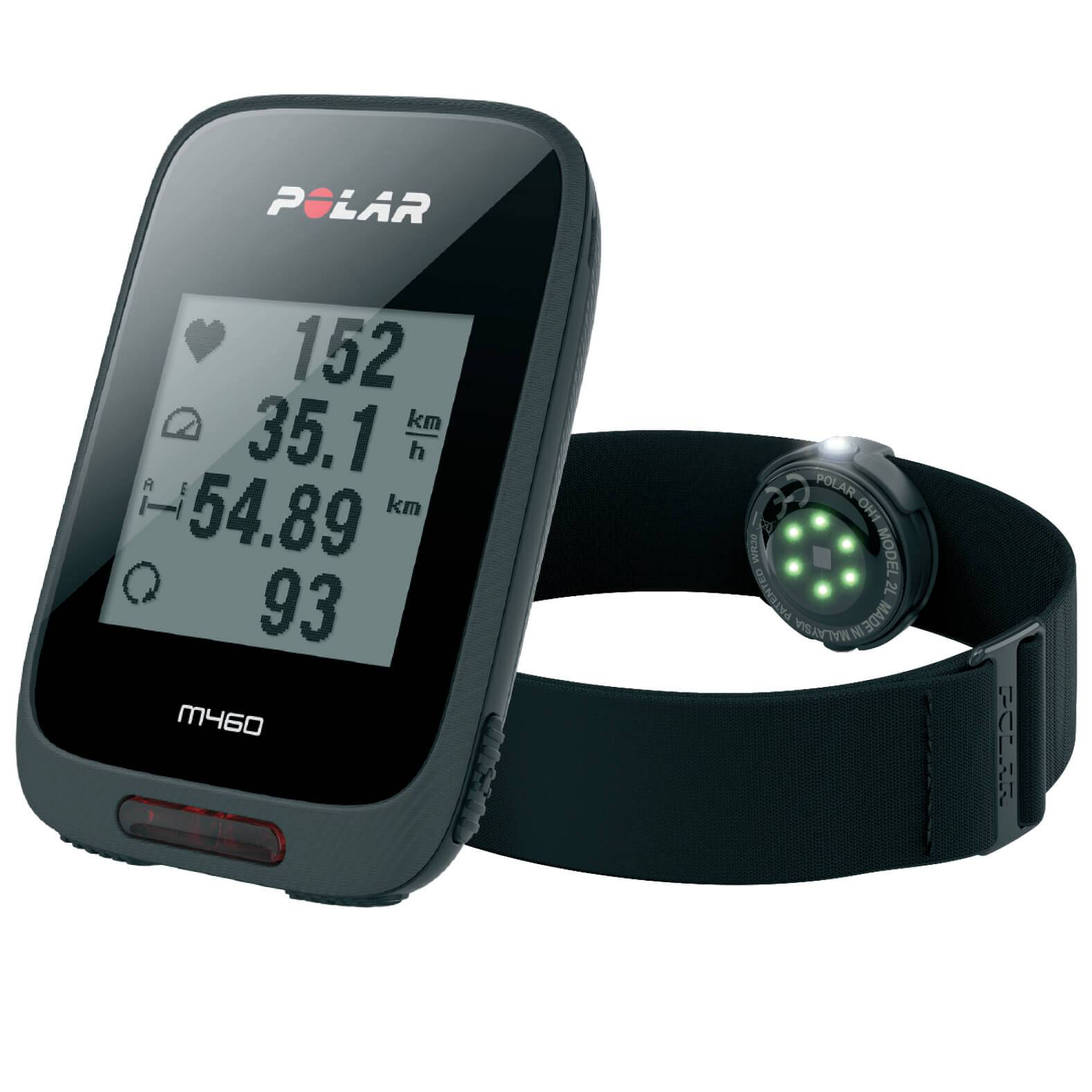 Polar M460 OH1 Heart Rate Monitor Bundle