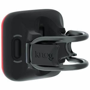 Knog Blinder Rear Light - Square - Black