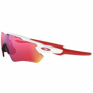 Oakley Radar EV Path Prizm Road Sunglasses - Polished White