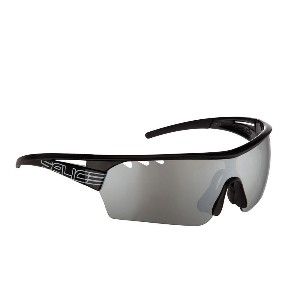 Salice 006 CRX Photochromic Sunglasses - Black/Grey
