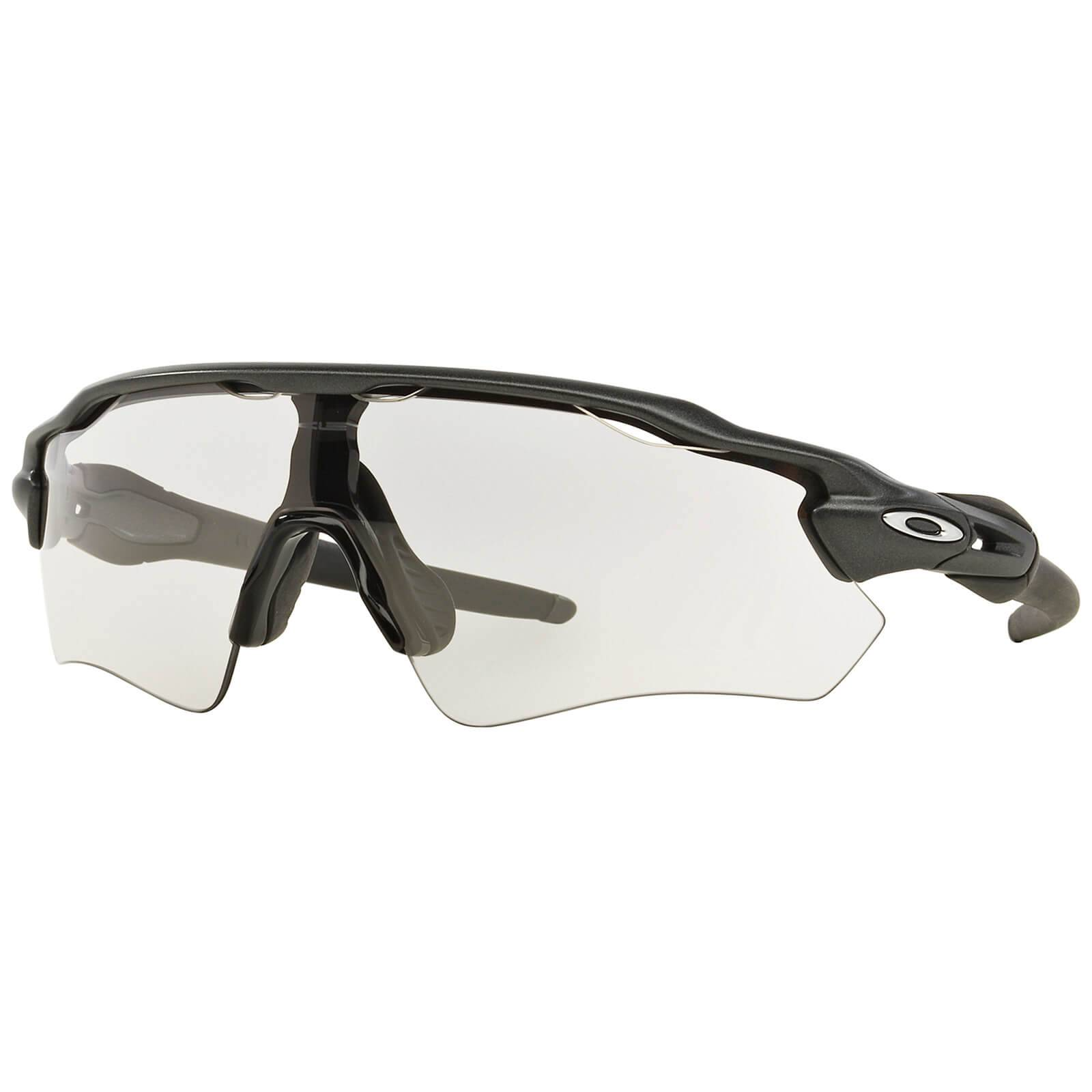 Oakley Radar EV Path Photochromic Road Sunglasses - Black Iridium
