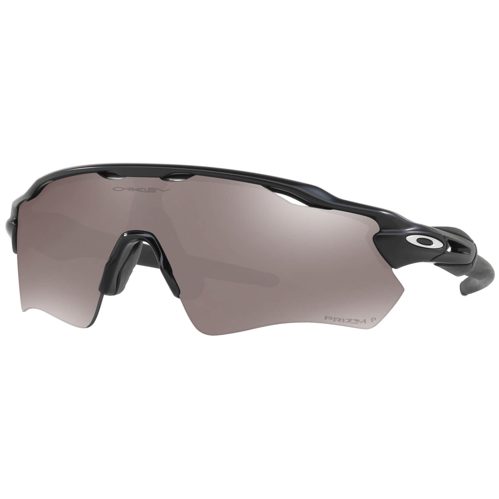 Oakley Radar EV Path Polarised Sunglasses - Matte Black/Prizm Black