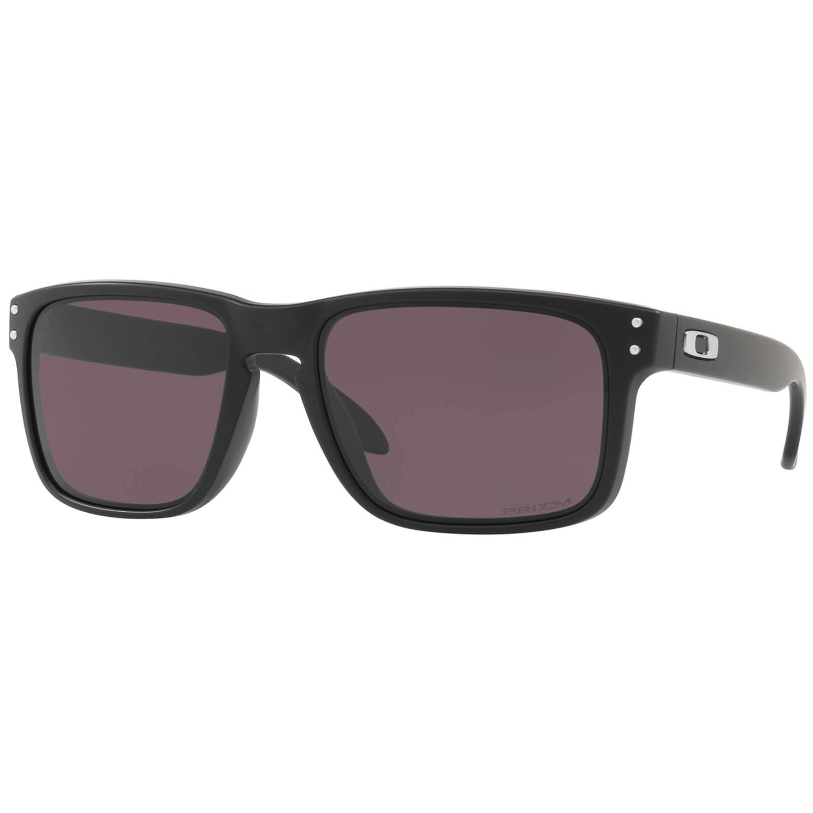Oakley Holbrook Sunglasses - Matte Black/Prizm Grey