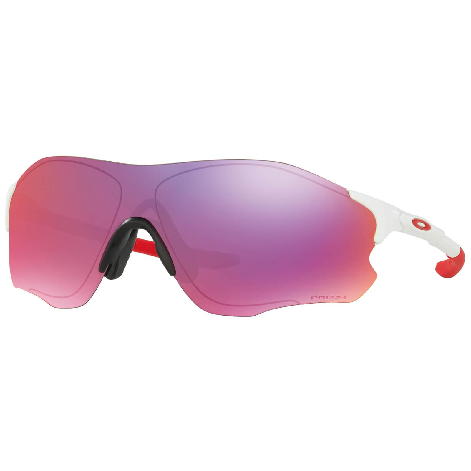 Oakley EV Zero Path Sunglasses - Matte White/Prizm Road