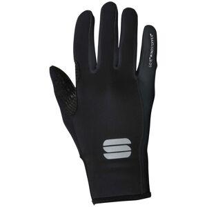 Sportful Women's WS Essential 2 Gloves - S - Black/Bubble Gum