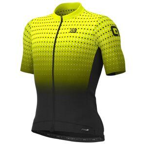 Alé PR-S Bullett Jersey - S - Fluo Yellow/Black