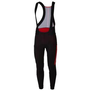 Castelli Sorpasso 2 Bib Tights - XL - Black/Red